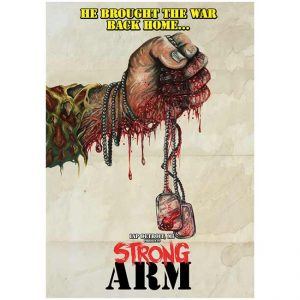 Strong Arm DVD - Main
