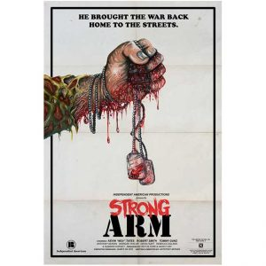 Strong Arm Detroit Poster