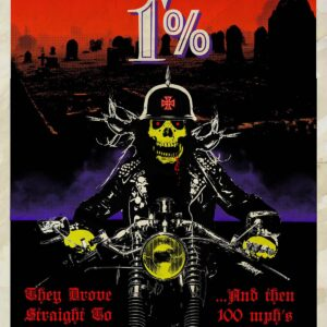 The Evil 1% Poster